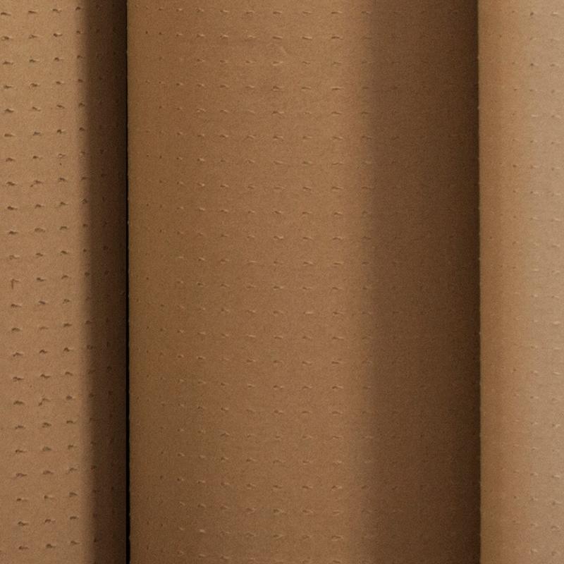 Rollo de papel kraft microperforado para máquinas Lectra, Gerber, Investronica, FK Group, Yi, Morgantecnica