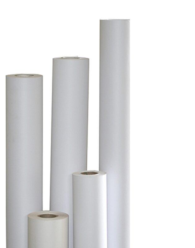 Rollo de papel para patrones y papel tecnico para planos de arquitectura