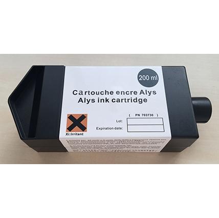 Cartucho de tinta para el plotter Alys 20 y 30.