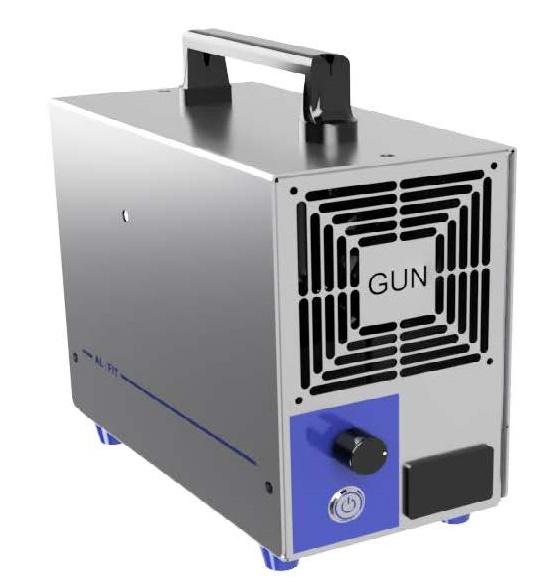 soltronic maquina ozono coronavirus