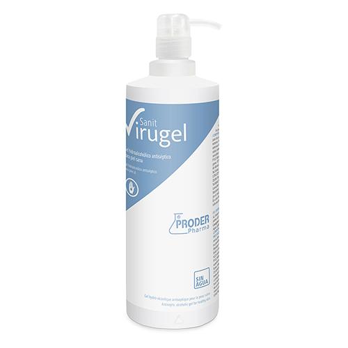 Desinfectante de manos gel hidroalcohólico Virugel