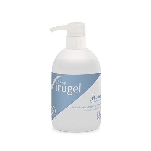 gel hidroalcoholico virugel soltronic