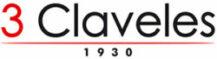 Logo 3 Claveles