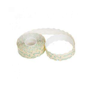 Etiquetas meto adhesivas blancas 22x12 mm