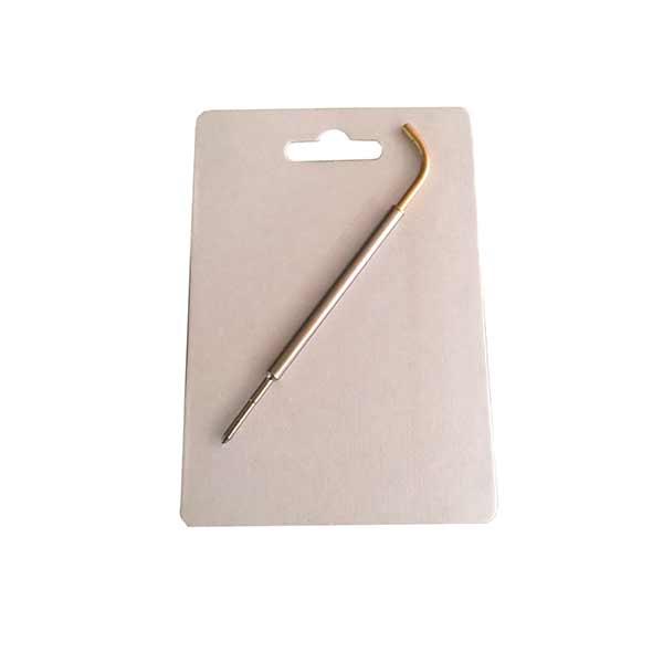 bolígrafo curvo vacío investronica p2000