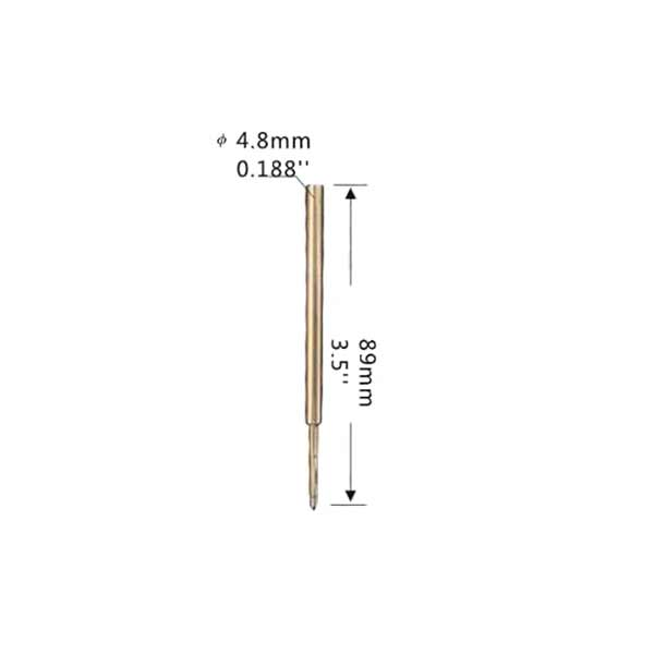 boligrafo fisher PB35BK (89GBB) para plotter medida