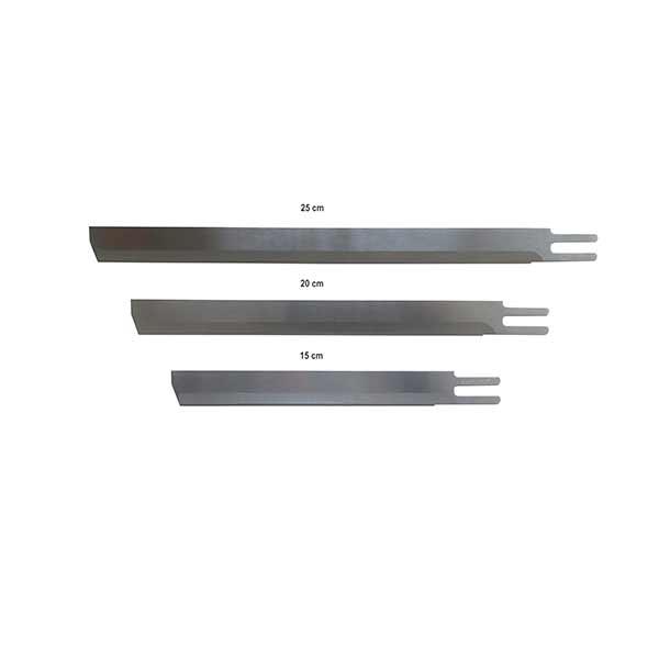 cuchillas corte vertical tejidos eastman
