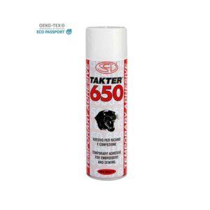 spray adhesivo taktar 650