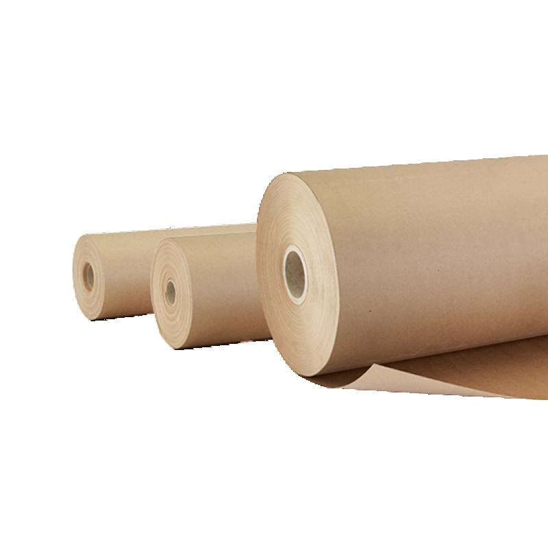Papel kraft reciclado embalaje, patrones, relleno, fabricación de bolsas, corte de telas